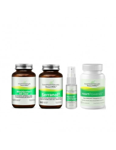 Heart Health Support Pack 1 - Essential Shop By Product