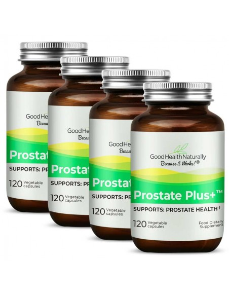 Prostate Plus+™ - Buy 3 Get 1 FREE Home