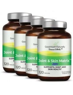 Joint & Skin Matrix™ - Buy 3 Get 1 FREE Home