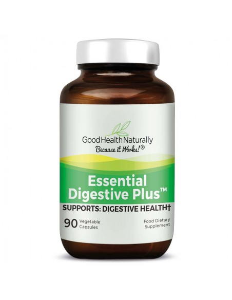 Essential Digestive Plus™ New Improved Formula for Improved Gluten Digestion Home