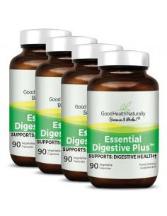 Essential Digestive Plus™ New Improved Formula for Improved Gluten Digestion - Buy 3 Get 1 FREE Home