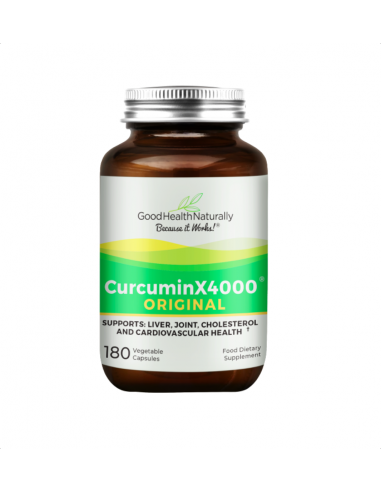 CurcuminX4000® Original Home
