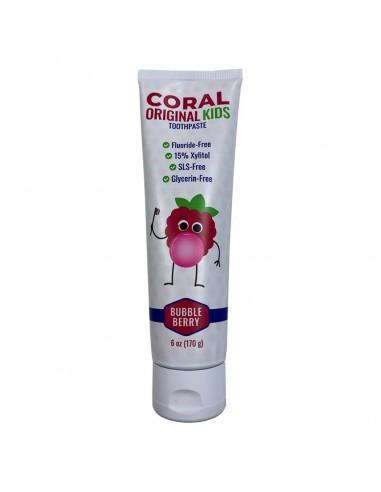 Coral Kids Toothpaste Children's Health