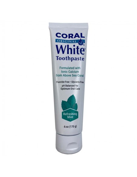 Coral White® Toothpaste Mint Home