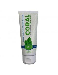 Coral NanoSilver Mint Toothpaste 4oz Home