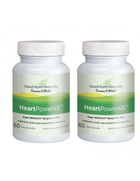 HeartPower45™ - Buy 1 Get 1 FREE Home