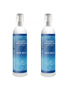 Ancient Magnesium Lotion Cool Relief 200ml - Buy 1 Get 1 FREE Home