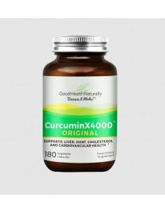 CurcuminX4000® Original - Buy 3 Get 1 FREE Home