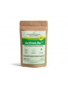Active Life™ Compostable Refill Pouch - Buy 3 Get 1 FREE Home