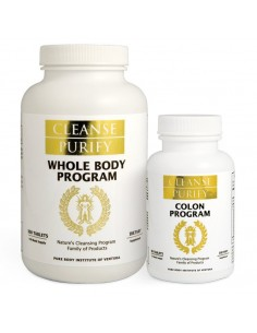 Whole Body and Colon Cleanse Detox Health