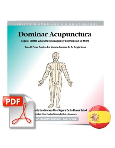 HealthPoint Mastering Acupuncture ebook (Spanish Version) - Dominar Acupunctura Health Books