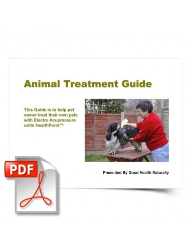 HealthPoint Dog Acupressure eBook Health Books