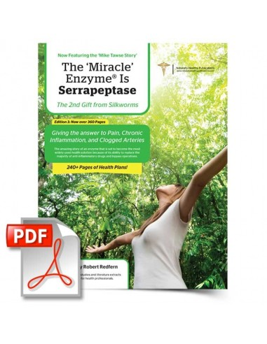 The Miracle Enzyme 3rd edition eBook Health Books