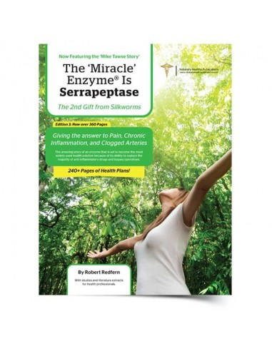 The Miracle Enzyme Book 3rd Edition Health Books