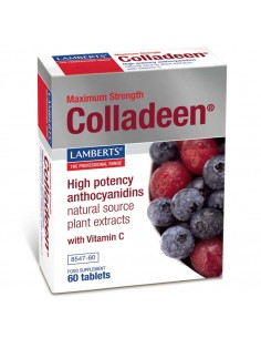 Colladeen Anthocyanidin Complex® A-Z Product List